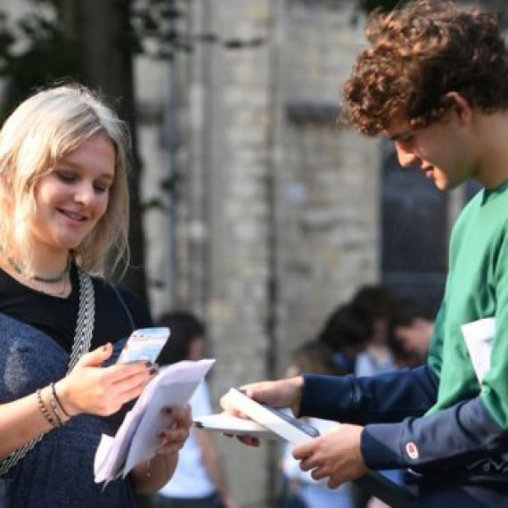 A-levels: Anger over 'unfair' results this year