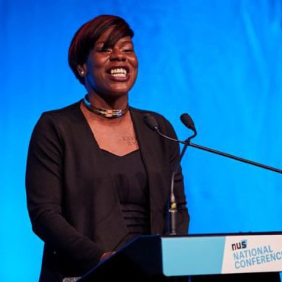 New president elected by National Union of Students