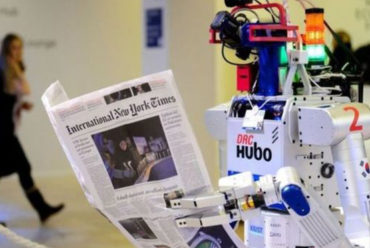 Automation poses a high risk to 1.2m Scottish jobs, report says