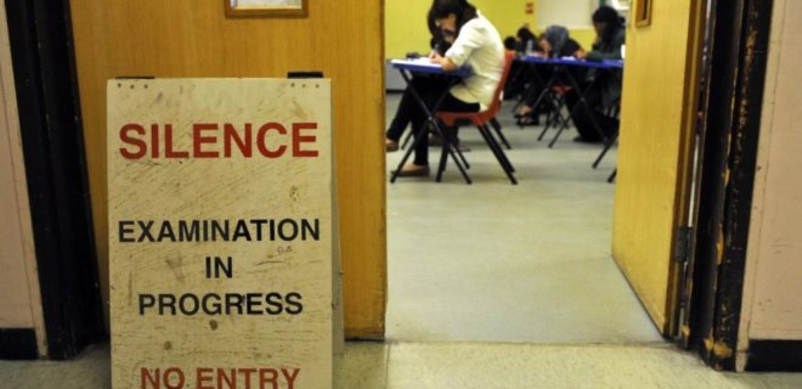 OCR exam board admits Psychology test paper 'mistake' - City of