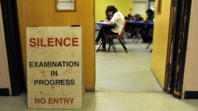 OCR exam board admits Psychology test paper 'mistake'