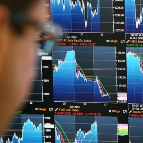 FTSE 100 flat but Ferguson boosted by results